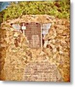 Psalm 61 3 Metal Print
