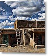 Pueblo 1 Metal Print
