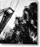 Puente Colgante Iv Metal Print
