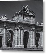 Puerta De Alcala Metal Print