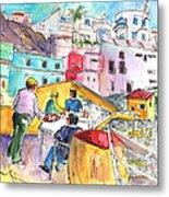 Puerto De Sardina 01 Metal Print