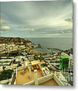 Puerto Rico From Above  Metal Print