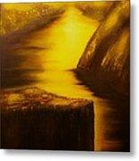 Pulpit Rock-preikestolen-original Sold-buy Giclee Print Nr 27 Of Limited Edition Of 40 Prints  Metal Print