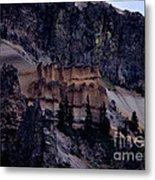 Pumice Castle I Metal Print