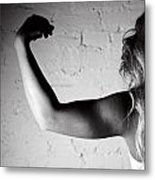 Pump You Up II Metal Print