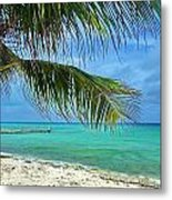 Punta Cana Getaway Metal Print