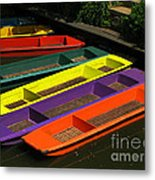 Punts For Hire Metal Print