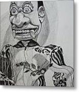 Puppet Metal Print