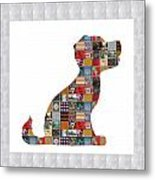 Puppy Dog Showcasing Navinjoshi Gallery Art Icons Buy Faa Products Or Download For Self Printing  Na Metal Print
