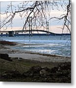 Pure Michigan Metal Print