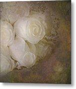 Pure Roses Metal Print