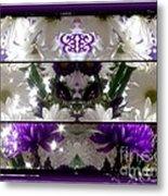 Purple Daze Metal Print