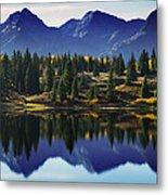 Purple Mountains Majesty Metal Print