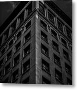 Put Your Best Side Forward Metal Print