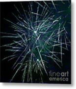 Pyrotechnic Delight Metal Print