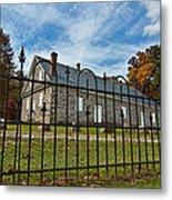 Quaker Meeting House - Warrington Metal Print