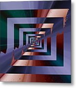 Quantum Conundrum Metal Print by Tim Allen