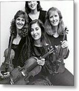 Quartet Of Muses Metal Print