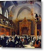 Queen Caroline Trial, 1820 Metal Print