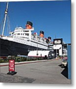 Queen Mary - 12123 Metal Print