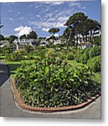 Queen Mary Gardens - Falmouth Metal Print