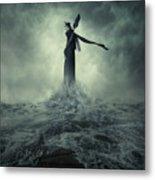 Queen Of The Darkness Metal Print