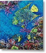 Queen Of The Sea Metal Print