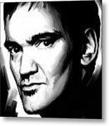Quentin Tarantino Artwork 2 Metal Print