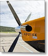 Quest Kodiak Aircraft Metal Print