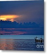 Quiet Evening Metal Print