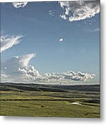 Quiet Prairie Metal Print by Jon Glaser