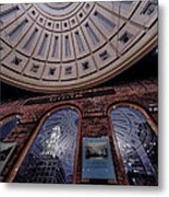 Quincy Market Metal Print