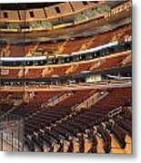 Quite Time Chicago United Center Before The Gates Open 02 Metal Print