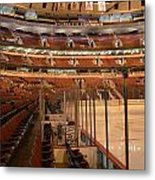 Quite Time Chicago United Center Before The Gates Open Vertical Metal Print