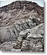 Qumran Metal Print