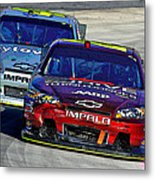Race Day 1 Metal Print