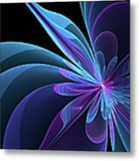 Radiant Beauty Metal Print