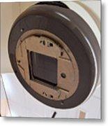 Radiotherapy Linear Accelerator Beam Window Metal Print