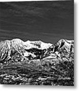 Ragged Mountain Colorado Metal Print