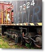 Railroad Retirement Metal Print