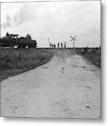 Railroad Workers, C1903 Metal Print