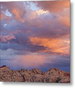 Rain Chaser Metal Print by Tony Santo