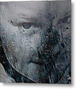 Rain Rain Go Away Metal Print