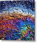 Rainbow Bridge Metal Print by Samuel Sheats