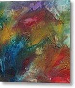 Rainbow Dreams By Madart Metal Print