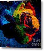 Rainbow Ecstasy Metal Print