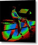 Rainbow Full Of Sound 1977 Metal Print