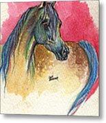 Rainbow Horse 2013 11 17 Metal Print