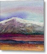 Rainbow Sky In Alaska Metal Print by Anais DelaVega