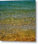 Rainbow Tahoe Metal Print